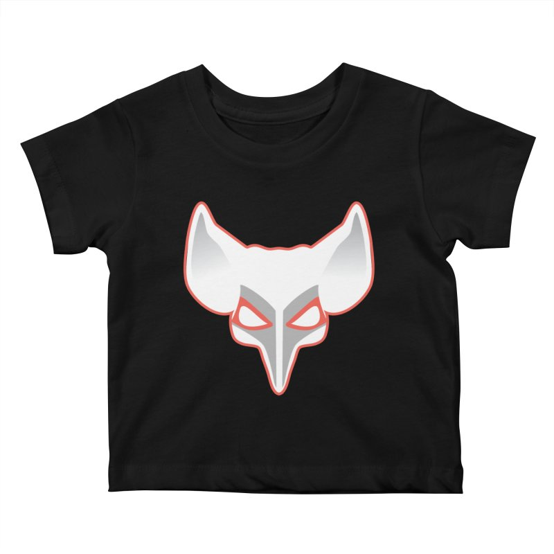 The Fox Kids Baby T-Shirt by Klick Tee Shop