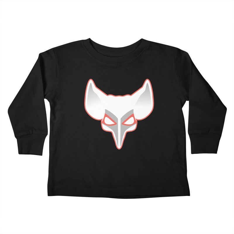 The Fox Kids Toddler Longsleeve T-Shirt by Klick Tee Shop