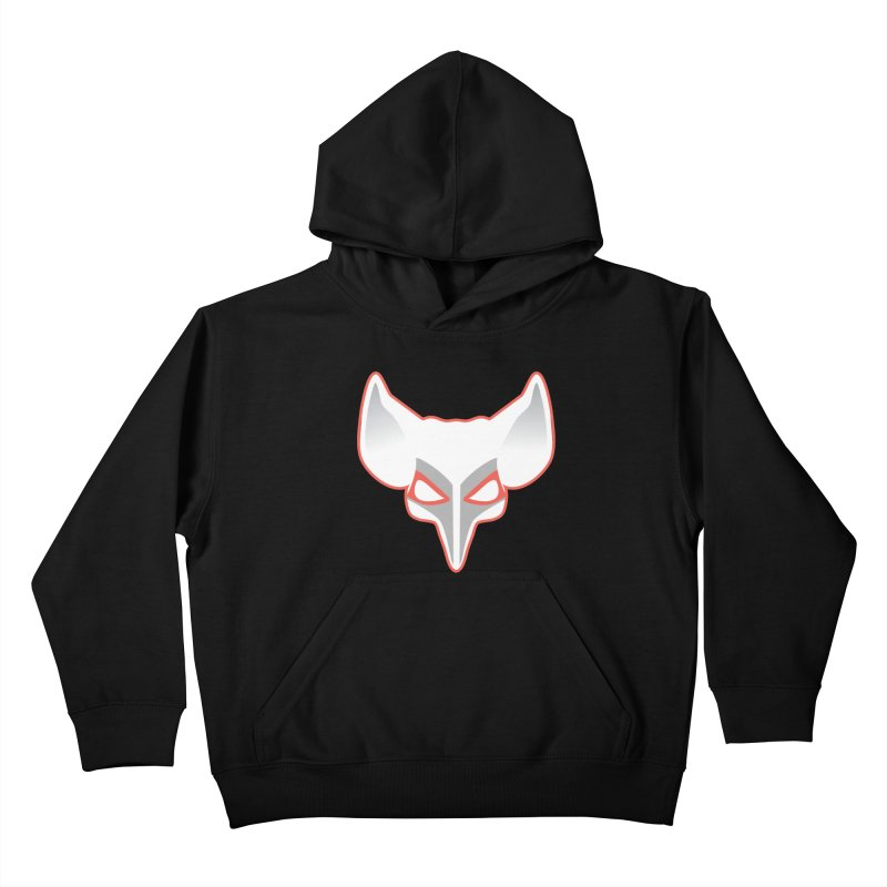 The Fox Kids Pullover Hoody by Klick Tee Shop