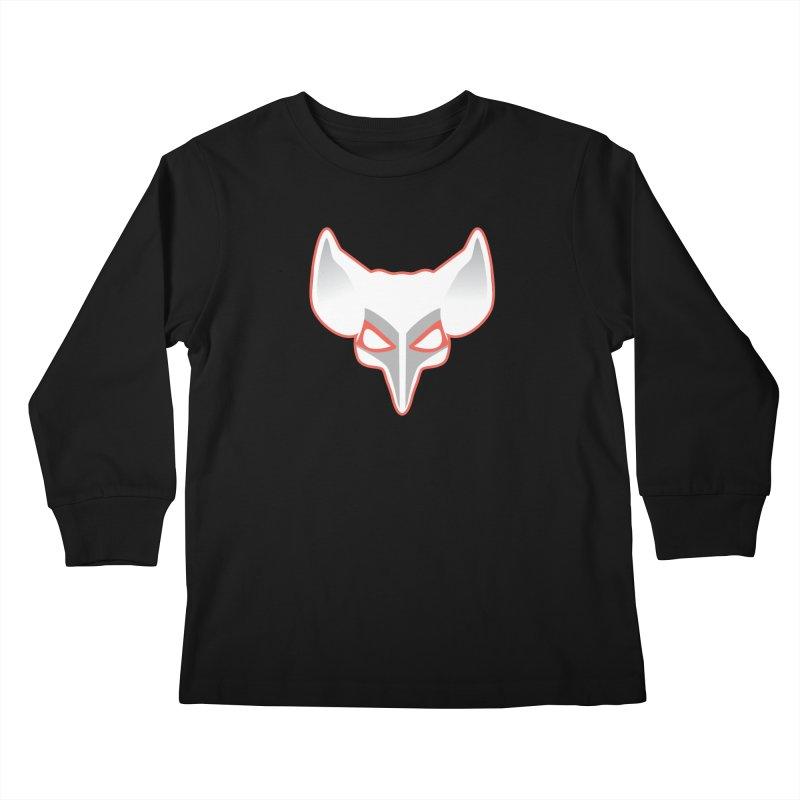The Fox Kids Longsleeve T-Shirt by Klick Tee Shop