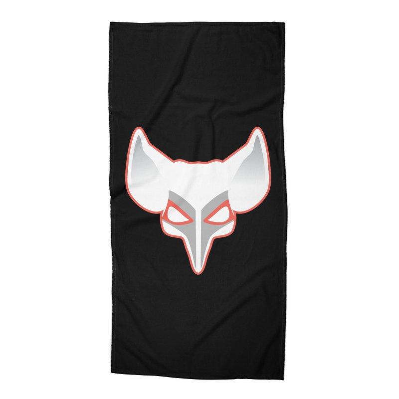 The Fox Accessories Beach Towel by Klick Tee Shop