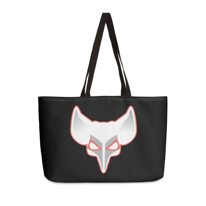 The Fox Accessories Weekender Bag Bag by Klick Tee Shop