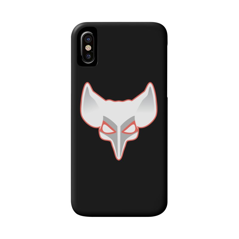 The Fox Accessories Phone Case by Klick Tee Shop