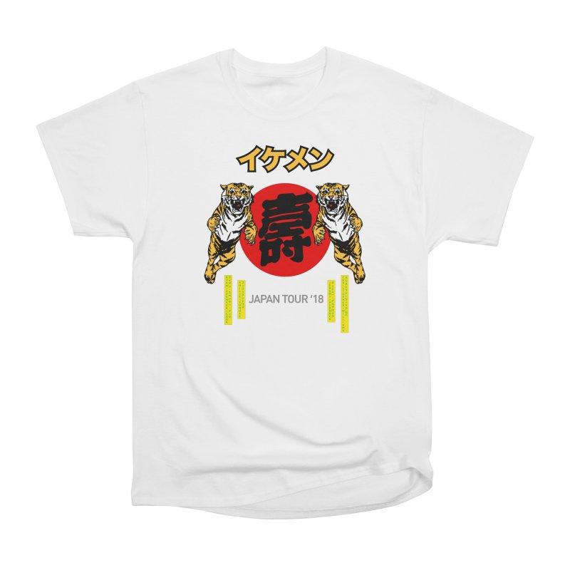 Ikemen Japan 2018 Men's T-Shirt by Klick Tee Shop