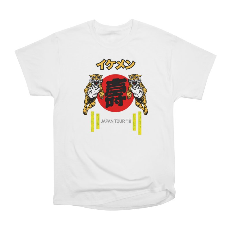 Ikemen Japan 2018 Women's T-Shirt by Klick Tee Shop