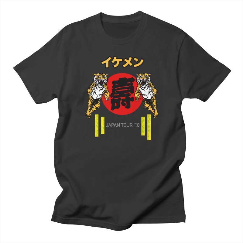Ikemen Japan 2018 Men's Regular T-Shirt by Klick Tee Shop