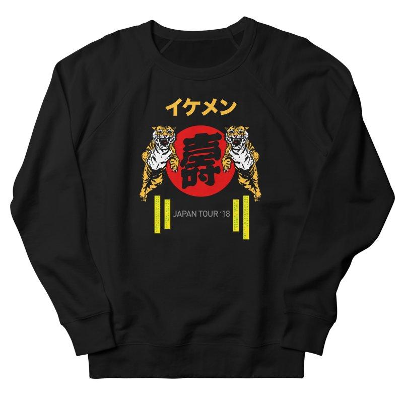 Ikemen Japan 2018 Men's French Terry Sweatshirt by Klick Tee Shop