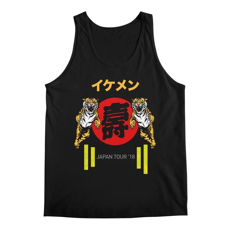 Ikemen Japan 2018 Men's Regular Tank by Klick Tee Shop