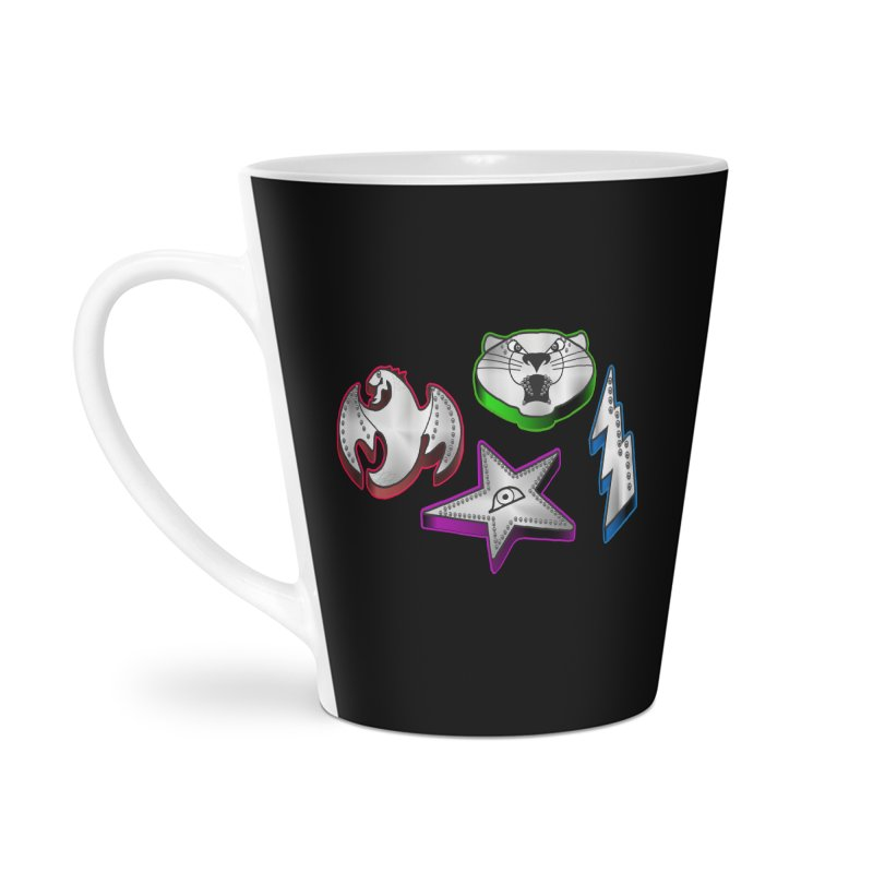 The Talisman Accessories Latte Mug by Klick Tee Shop