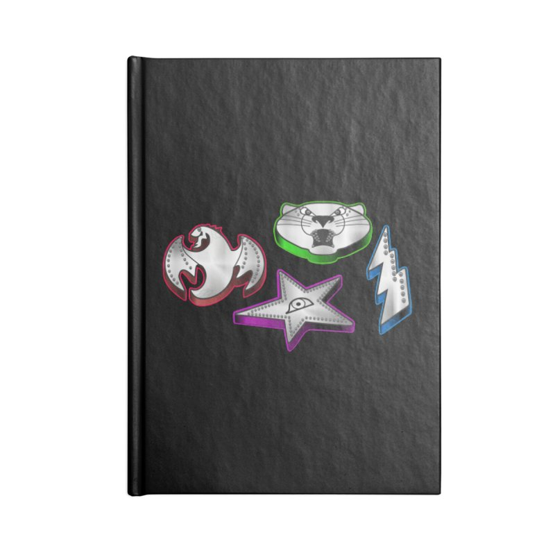 The Talisman Accessories Blank Journal Notebook by Klick Tee Shop