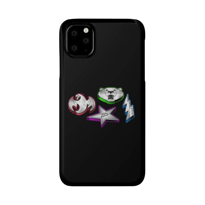 The Talisman Accessories Phone Case by Klick Tee Shop