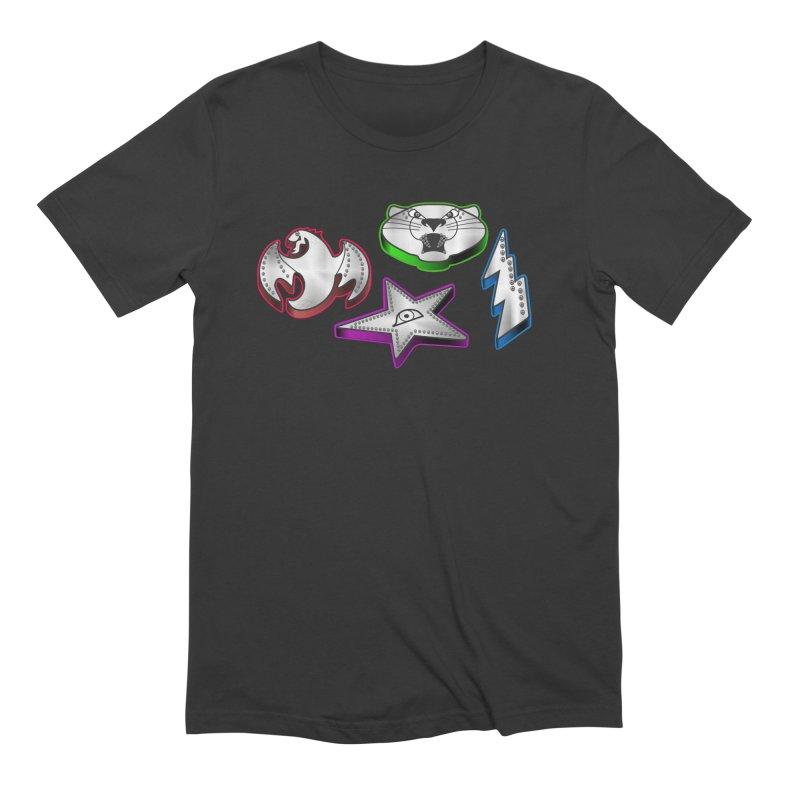 The Talisman Men's Extra Soft T-Shirt by Klick Tee Shop
