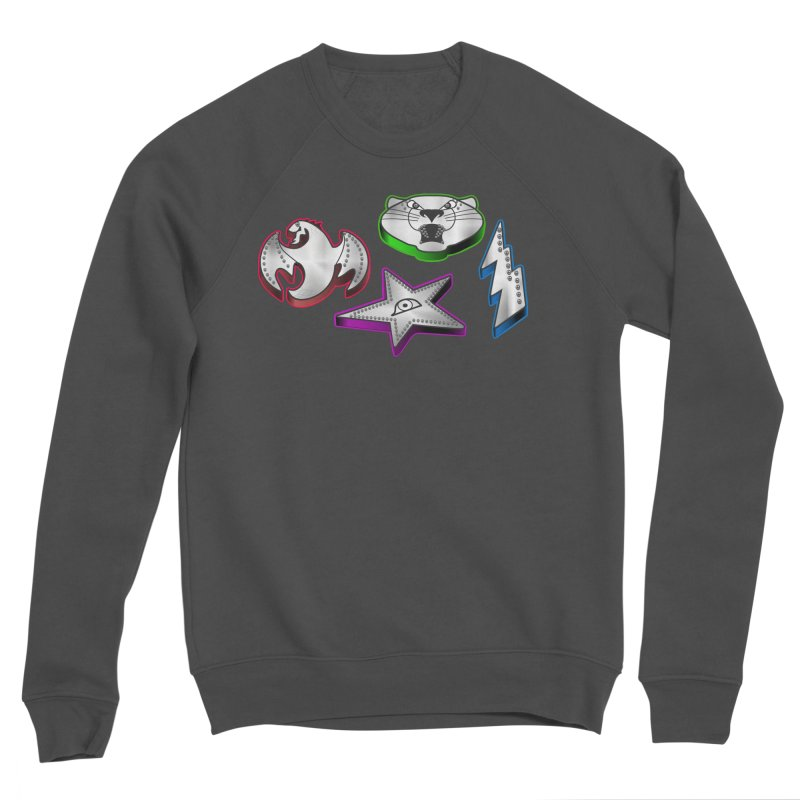 The Talisman Women's Sponge Fleece Sweatshirt by Klick Tee Shop