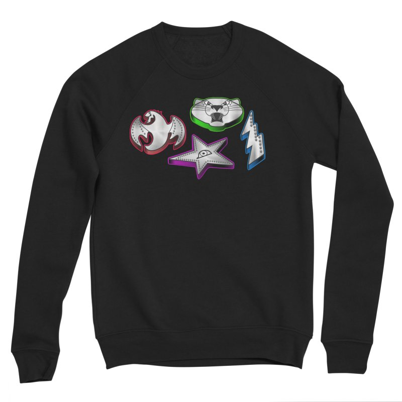The Talisman Men's Sponge Fleece Sweatshirt by Klick Tee Shop