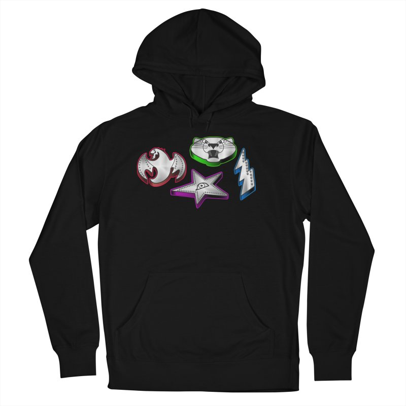 The Talisman Women's Pullover Hoody by Klick Tee Shop