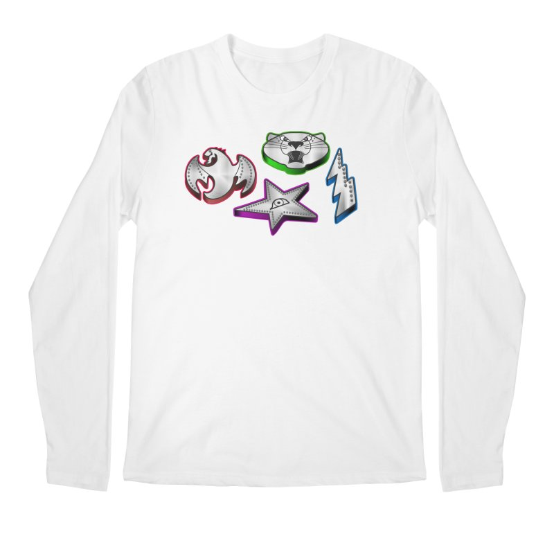 The Talisman Men's Regular Longsleeve T-Shirt by Klick Tee Shop