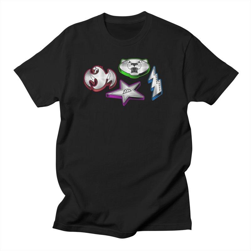The Talisman Women's Regular Unisex T-Shirt by Klick Tee Shop