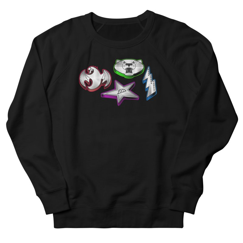 The Talisman Women's French Terry Sweatshirt by Klick Tee Shop