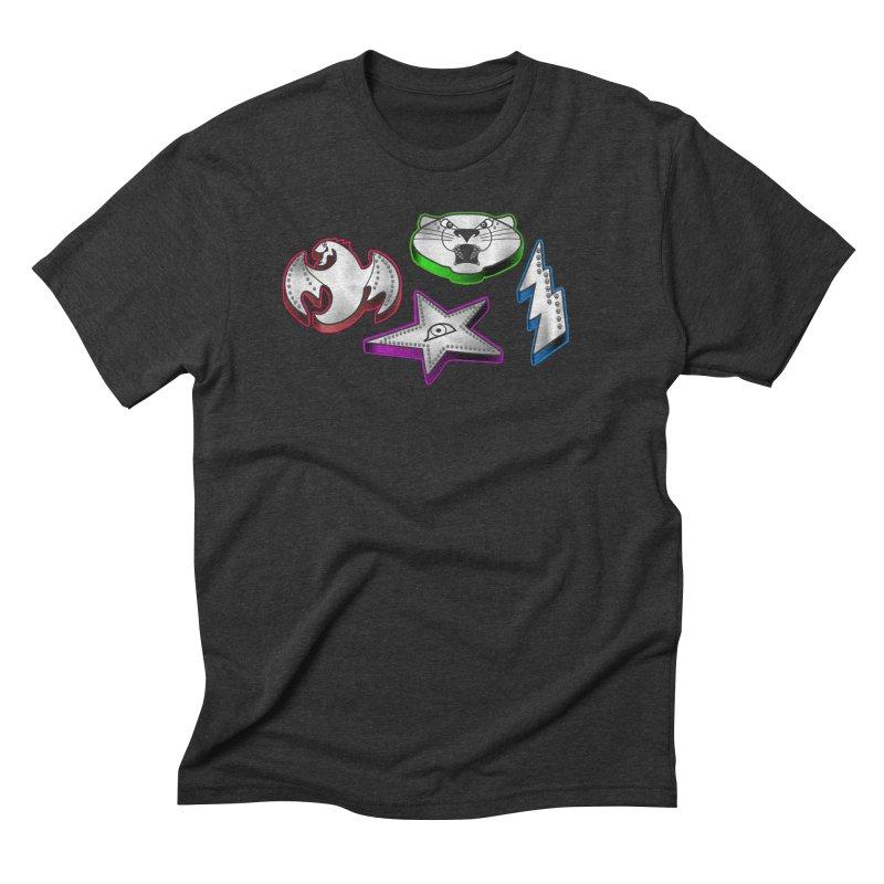 The Talisman Men's Triblend T-Shirt by Klick Tee Shop