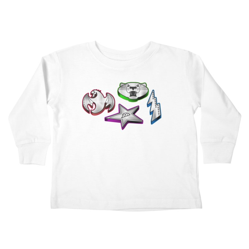 The Talisman Kids Toddler Longsleeve T-Shirt by Klick Tee Shop