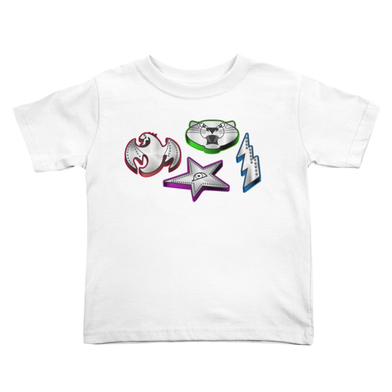 The Talisman Kids Toddler T-Shirt by Klick Tee Shop