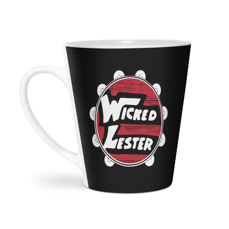 Wicked Lester Accessories Latte Mug by Klick Tee Shop