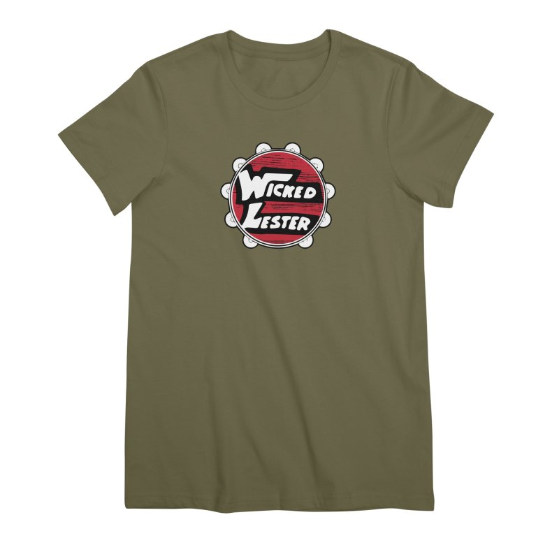 Wicked Lester Women's Premium T-Shirt by Klick Tee Shop