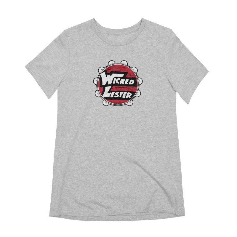 Wicked Lester Women's Extra Soft T-Shirt by Klick Tee Shop