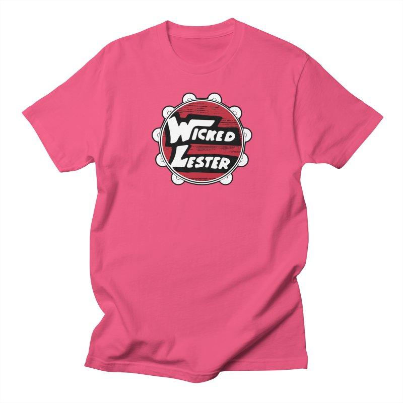 Wicked Lester Women's Regular Unisex T-Shirt by Klick Tee Shop