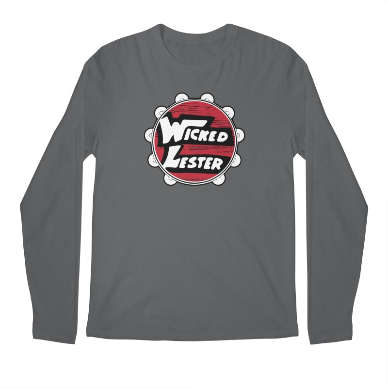 Wicked Lester Men's Longsleeve T-Shirt by Klick Tee Shop