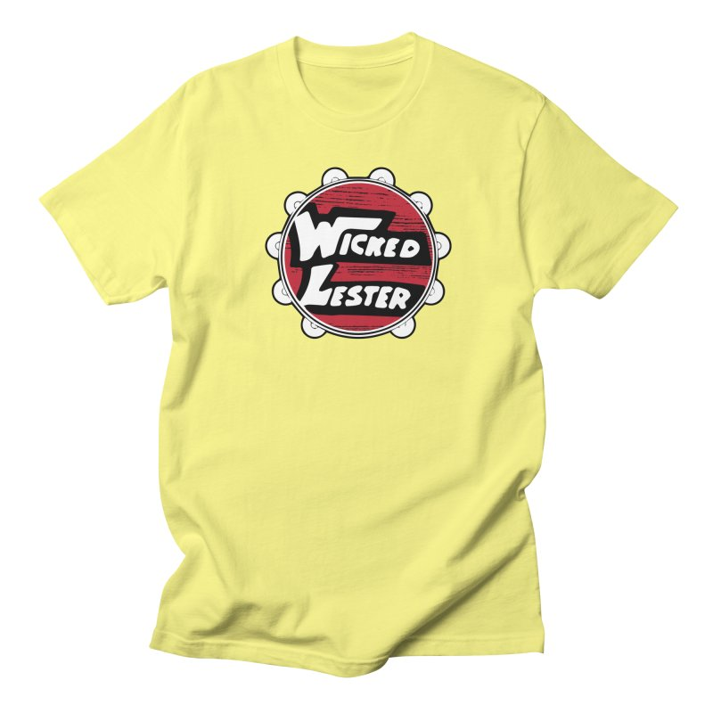 Wicked Lester Men's Regular T-Shirt by Klick Tee Shop