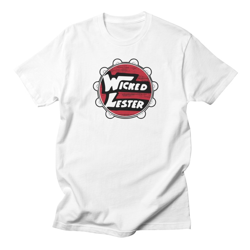Wicked Lester Men's T-Shirt by Klick Tee Shop
