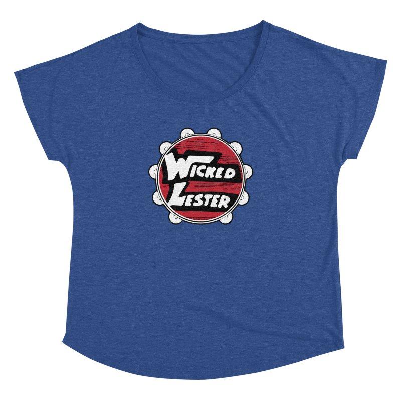 Wicked Lester Women's Scoop Neck by Klick Tee Shop