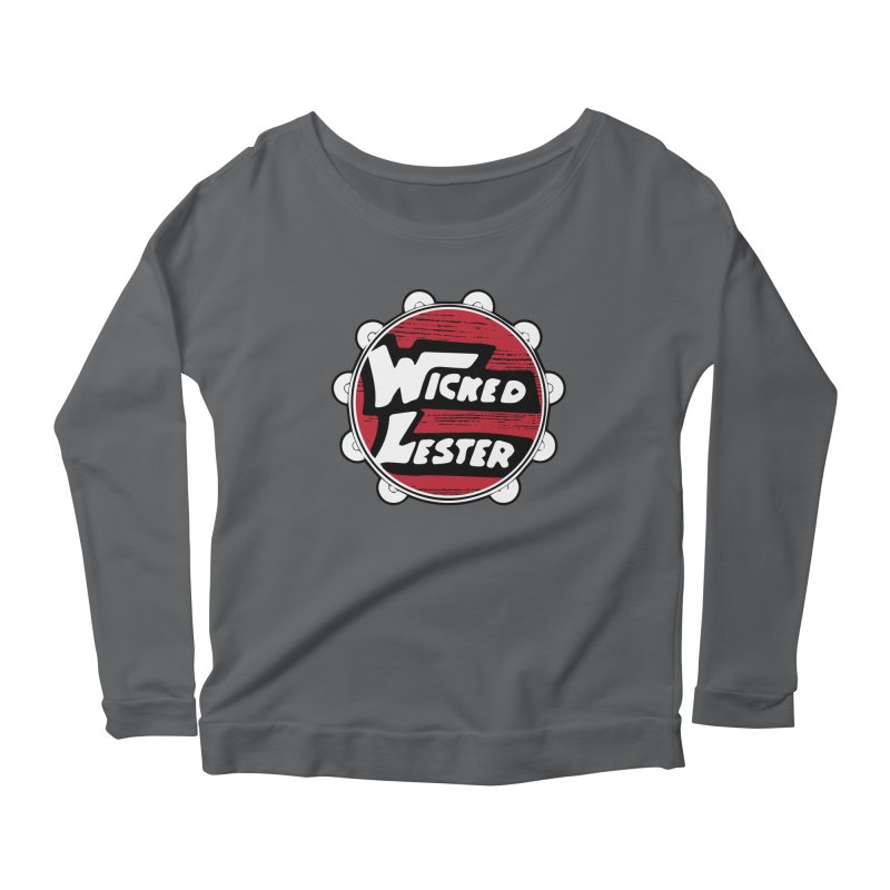 Wicked Lester Women's Longsleeve T-Shirt by Klick Tee Shop