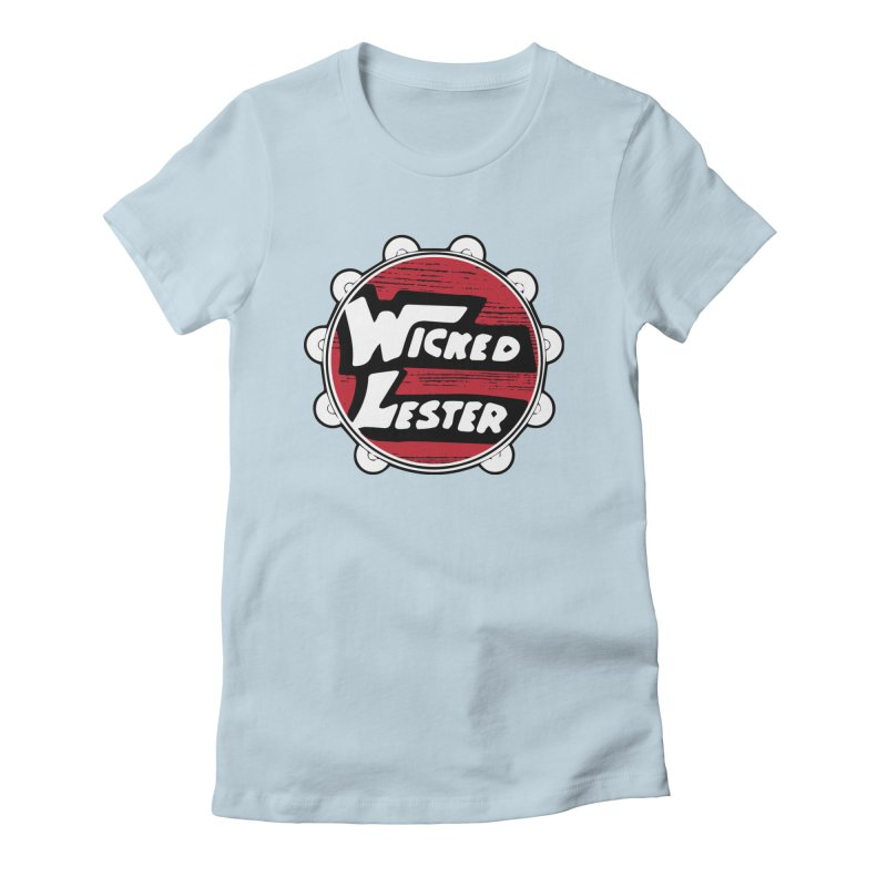 KISS Wicked Lester Women's T-Shirt by Klick Tee Shop
