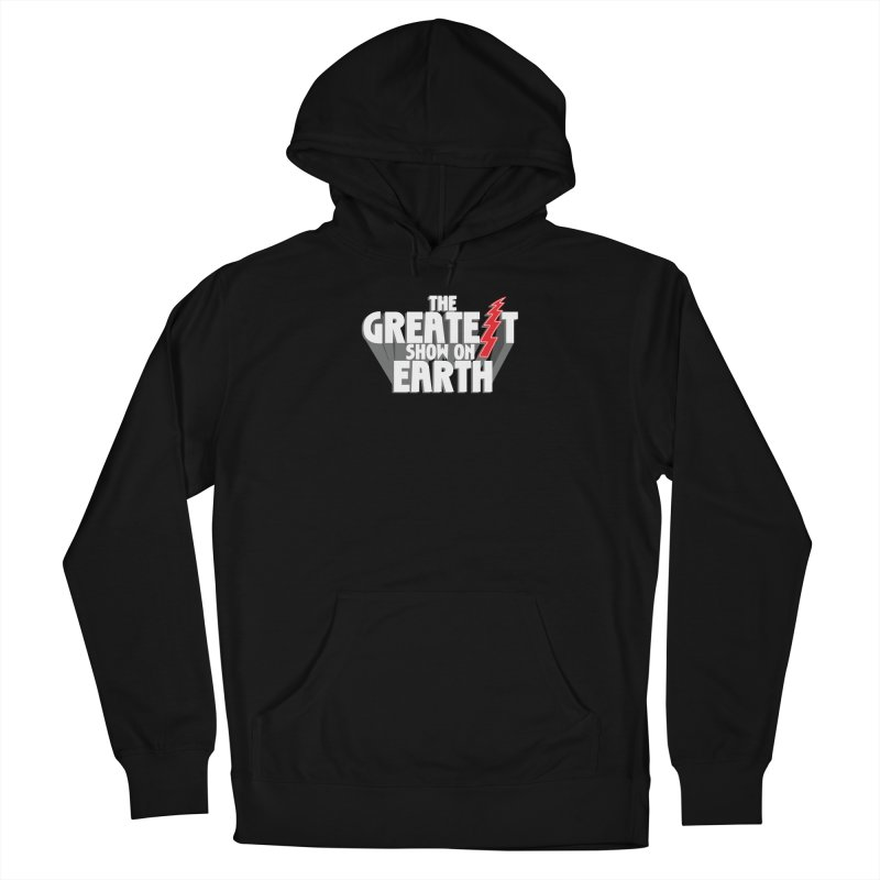 The Greatest Show On Earth Men's Pullover Hoody by Klick Tee Shop