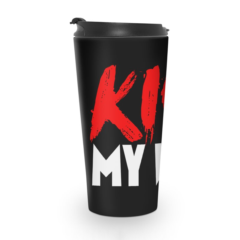Kiss My Wax Accessories Mug by Klick Tee Shop