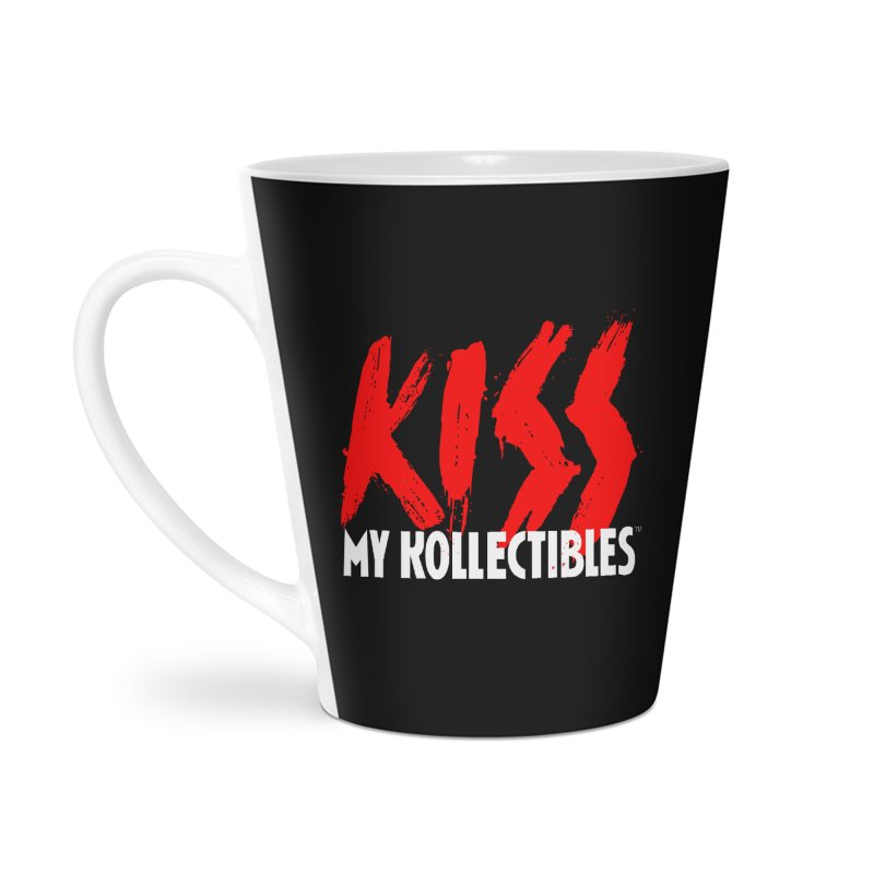 Kiss My Kollectibles Accessories Latte Mug by Klick Tee Shop