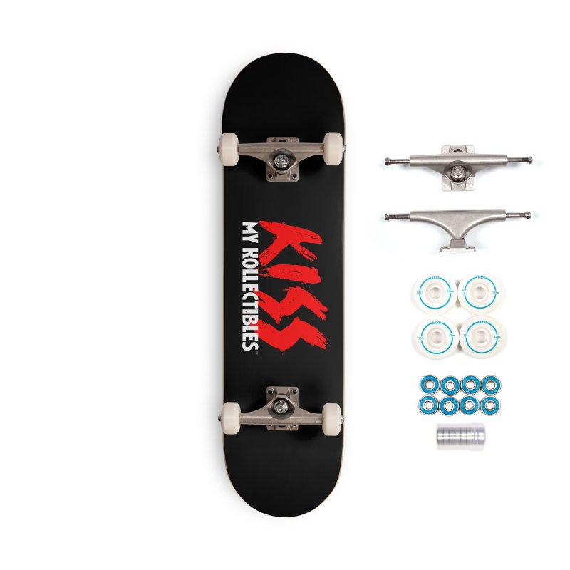 Kiss My Kollectibles Accessories Complete - Basic Skateboard by Klick Tee Shop