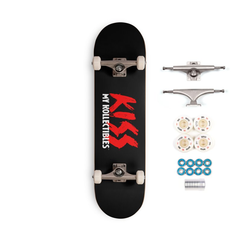 Kiss My Kollectibles Accessories Complete - Premium Skateboard by Klick Tee Shop