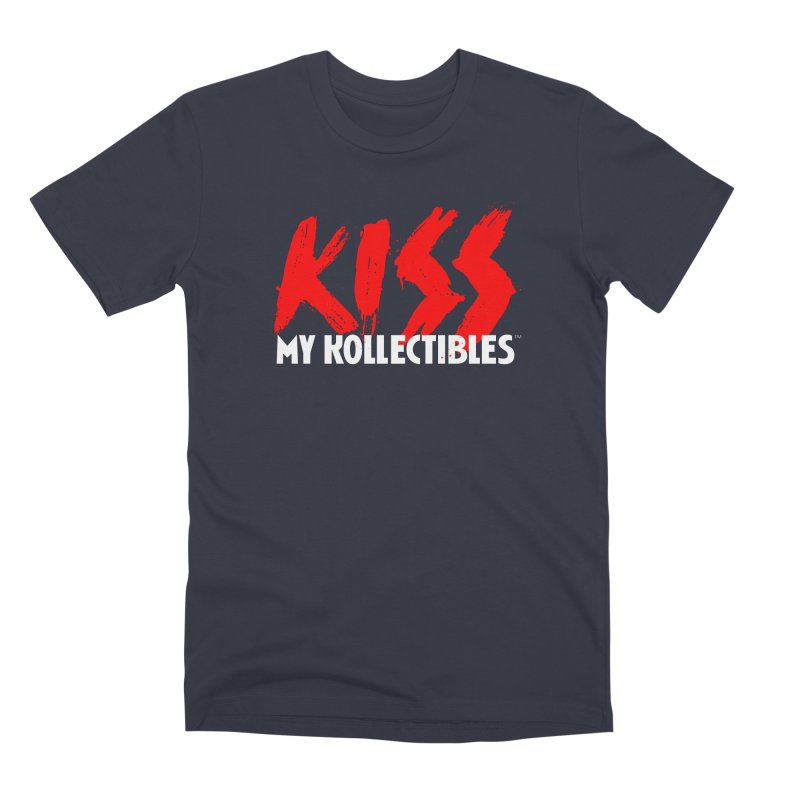 Kiss My Kollectibles Men's Premium T-Shirt by Klick Tee Shop