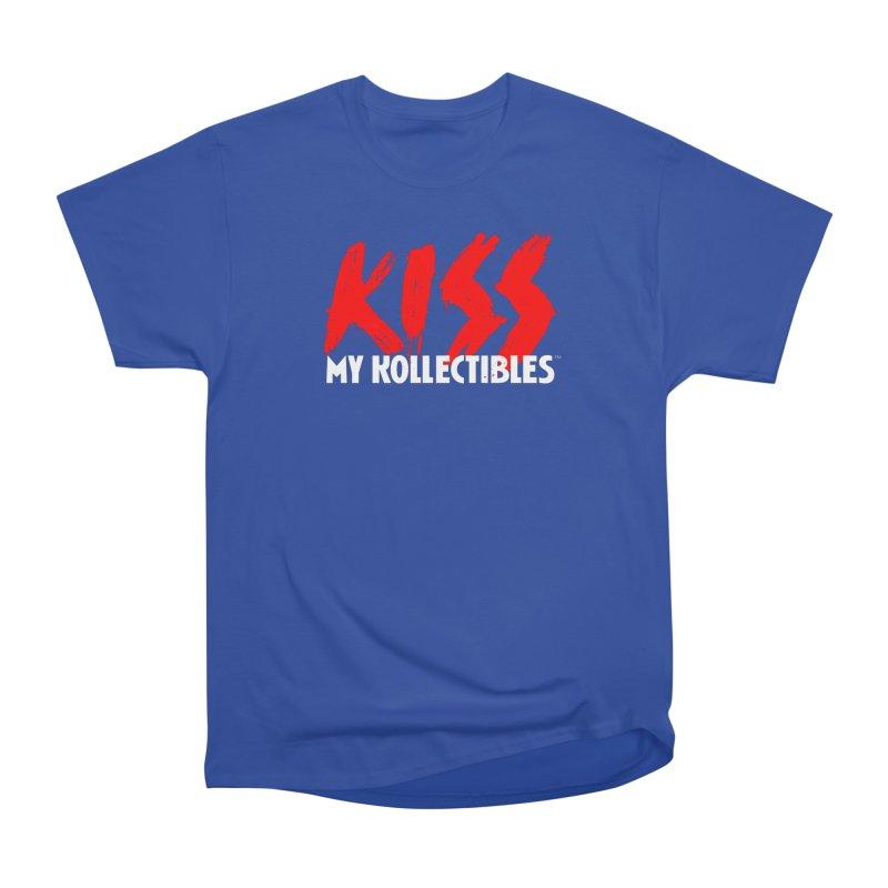 Kiss My Kollectibles Men's T-Shirt by Klick Tee Shop