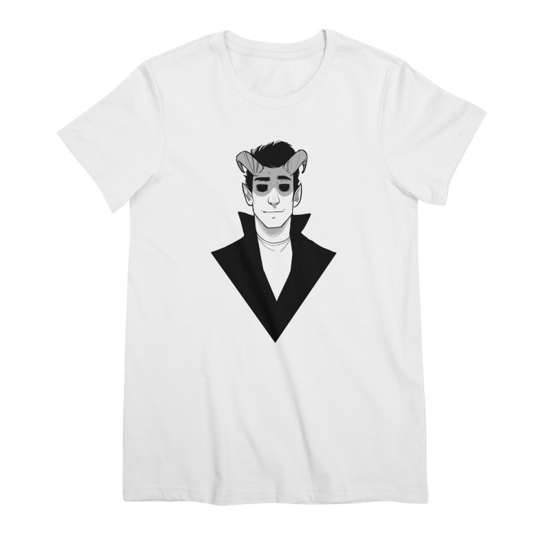 Thatch Women's Premium T-Shirt by The Shop of K. Lynn Smith