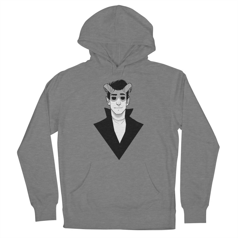 Thatch Men's French Terry Pullover Hoody by The Shop of K. Lynn Smith