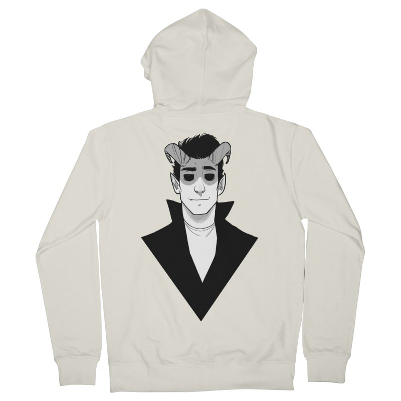 Thatch Men's French Terry Zip-Up Hoody by The Shop of K. Lynn Smith