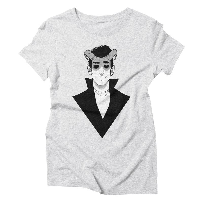 Thatch Women's Triblend T-Shirt by The Shop of K. Lynn Smith