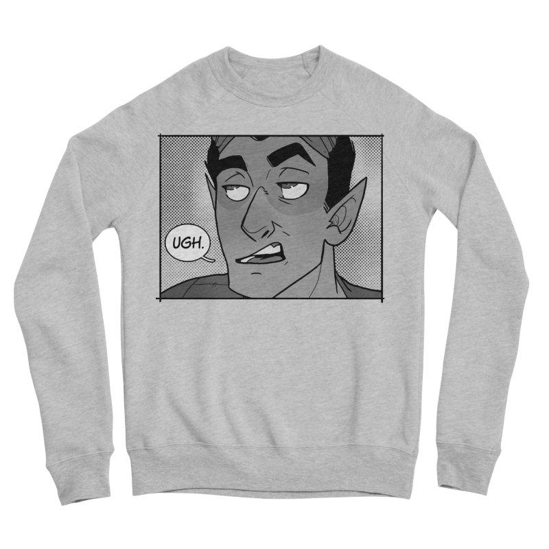 Ugh. Women's Sponge Fleece Sweatshirt by The Shop of K. Lynn Smith