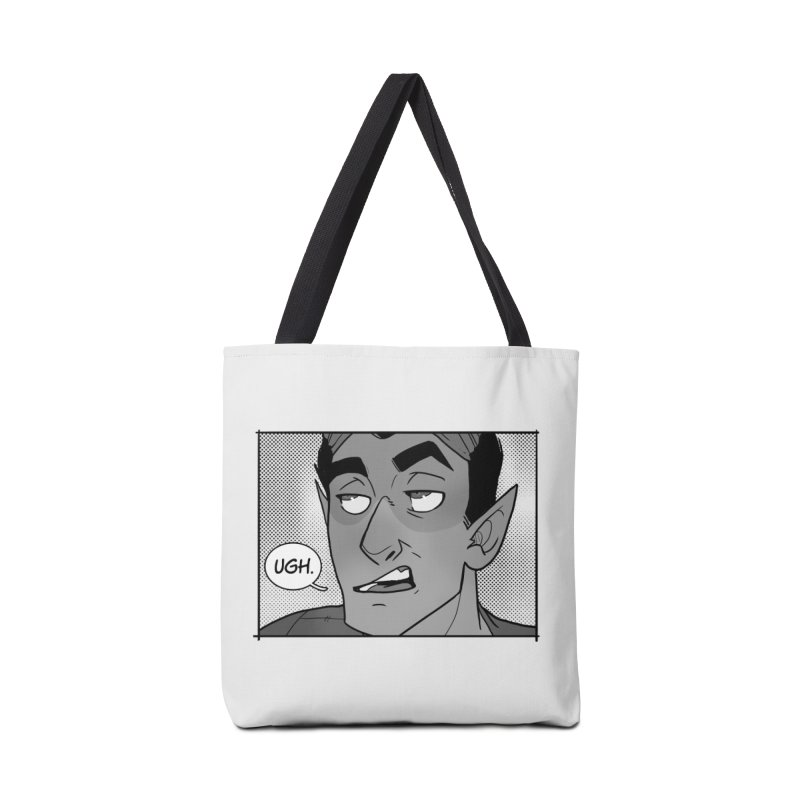 Ugh. Accessories Tote Bag Bag by The Shop of K. Lynn Smith
