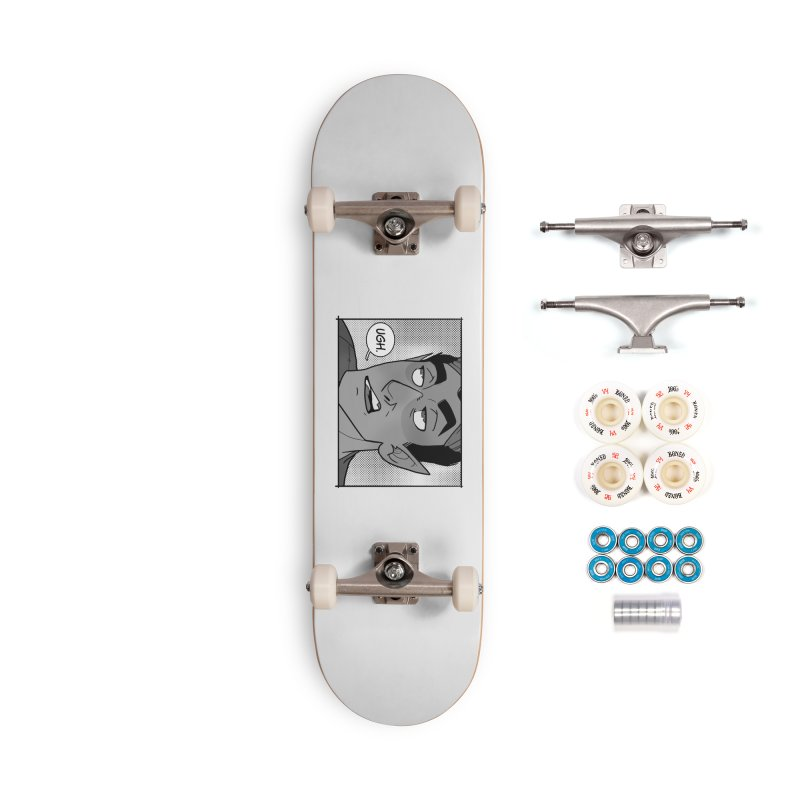 Ugh. Accessories Complete - Premium Skateboard by The Shop of K. Lynn Smith