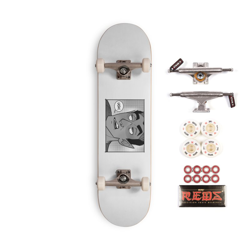 Ugh. Accessories Complete - Pro Skateboard by The Shop of K. Lynn Smith